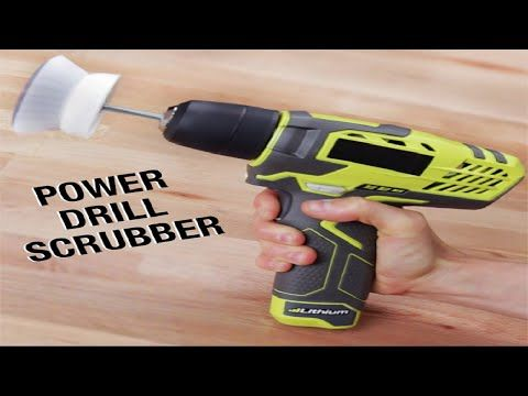 How To Make power drill scrubber - Nifty Facebook - Buzzfeed