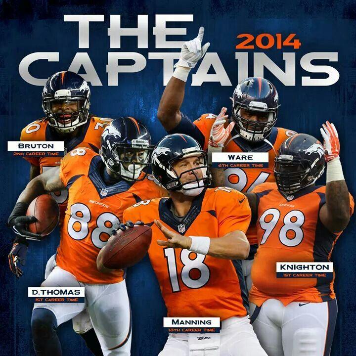 Denver Broncos!!!!!!!!