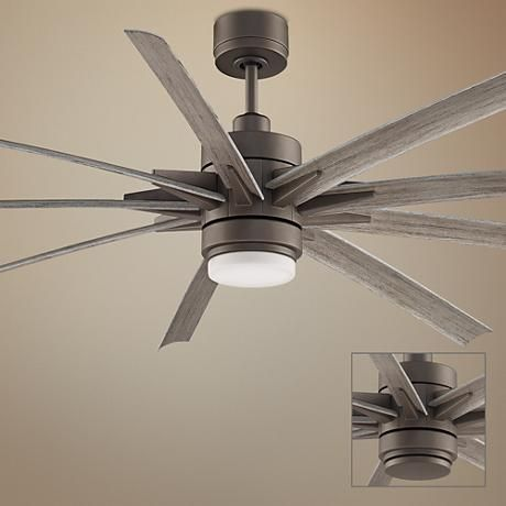 Give Your Home Fresh New Style With This Wet Rated Ceiling Fan
