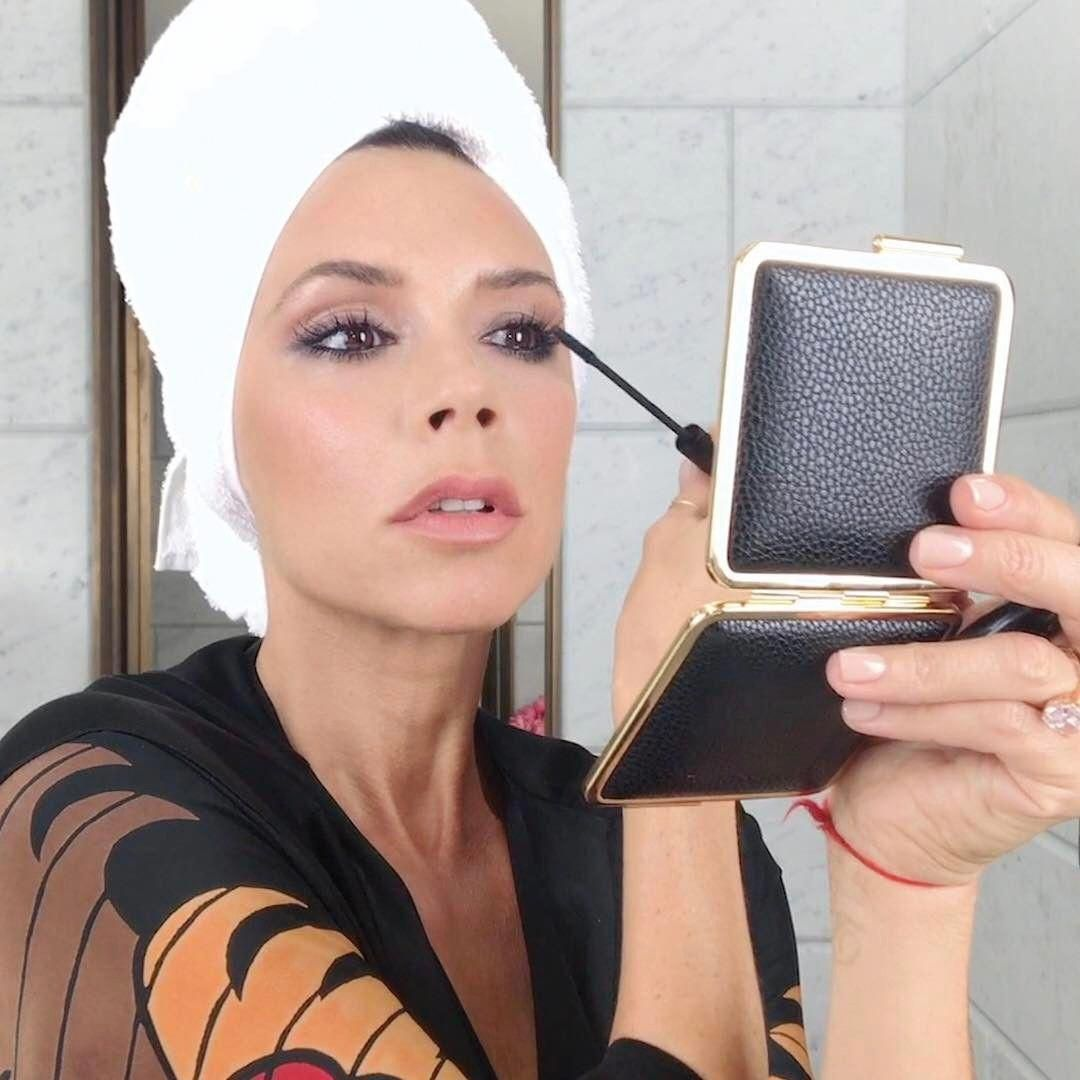 In a video on her YouTube channel, Victoria Beckham
