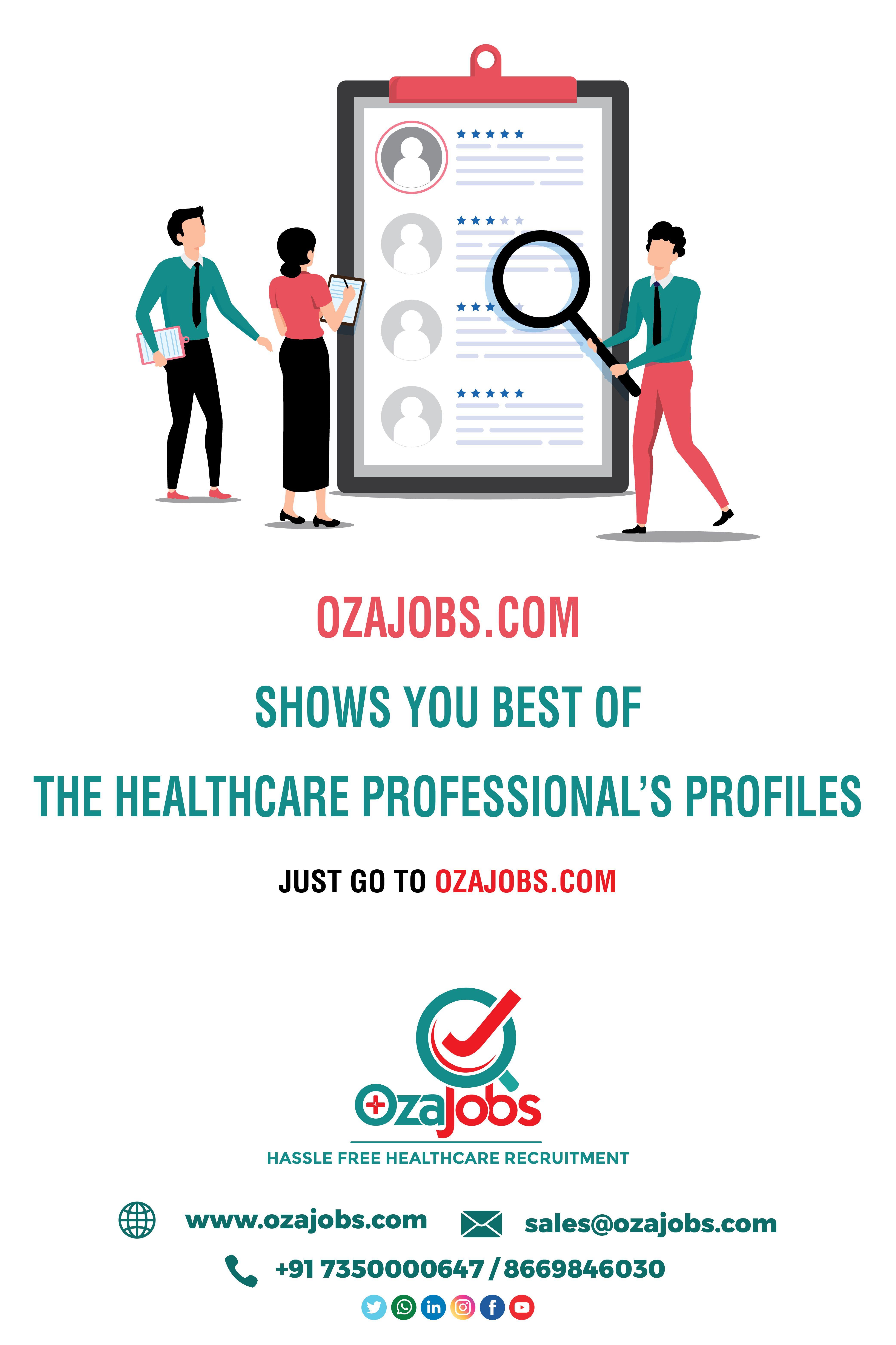 Drop Your Resume Ozajobs Com Healthcare Jobs Hospital Jobs Hospital Administration
