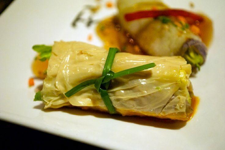Hangawi Restaurant Vegetarian Korean Midtown Manhattan