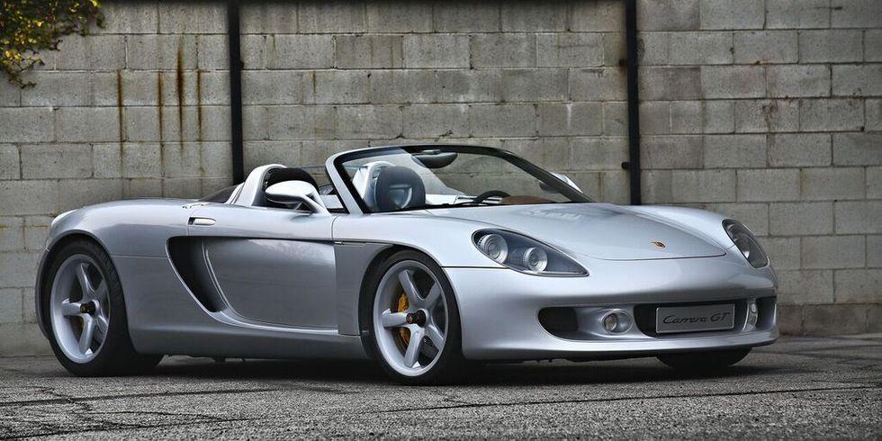 Here S How Much Each Of Jerry Seinfeld S Incredible Porsches Sold For Porsche Carrera Gt Porsche Carrera Porsche