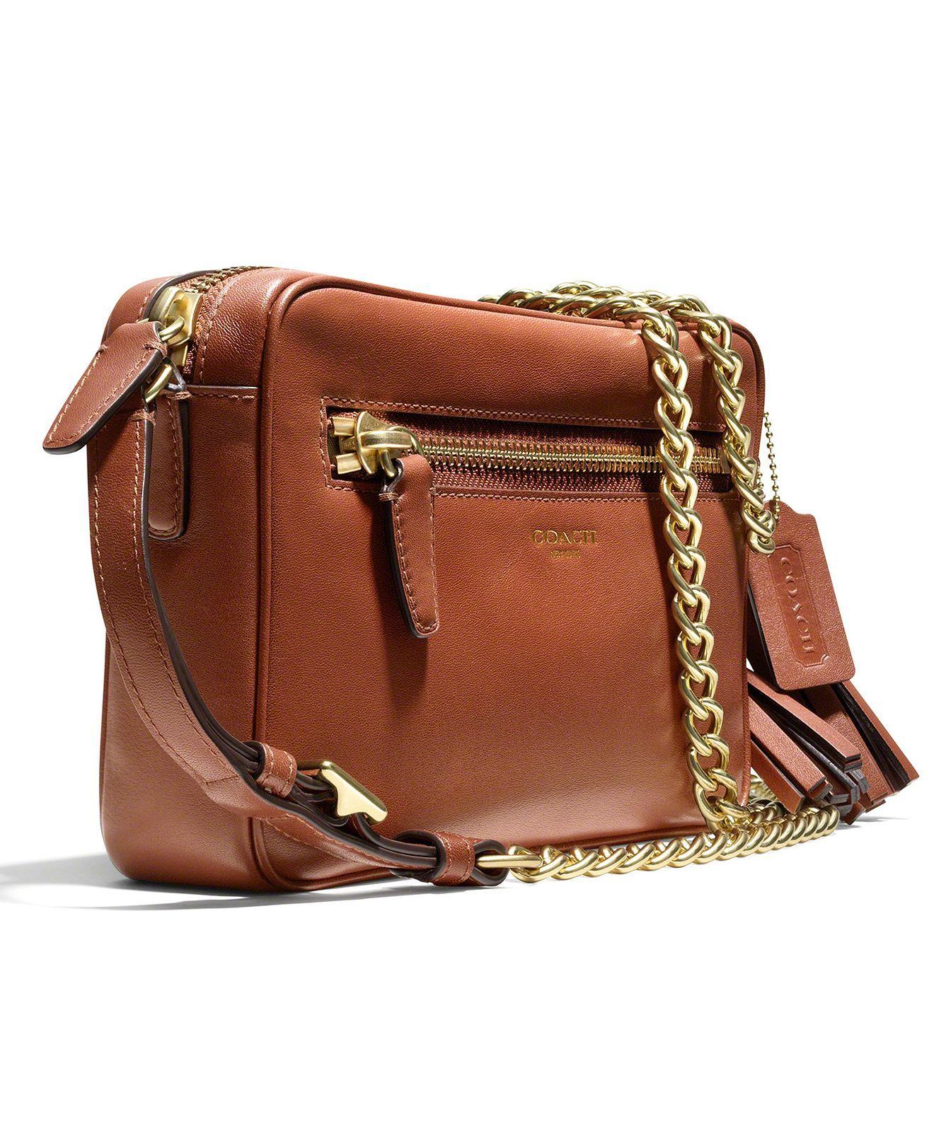 849b10fa7a Coach Legacy Flight Bag 2013 Macys. Wonder if strap is detachable ...