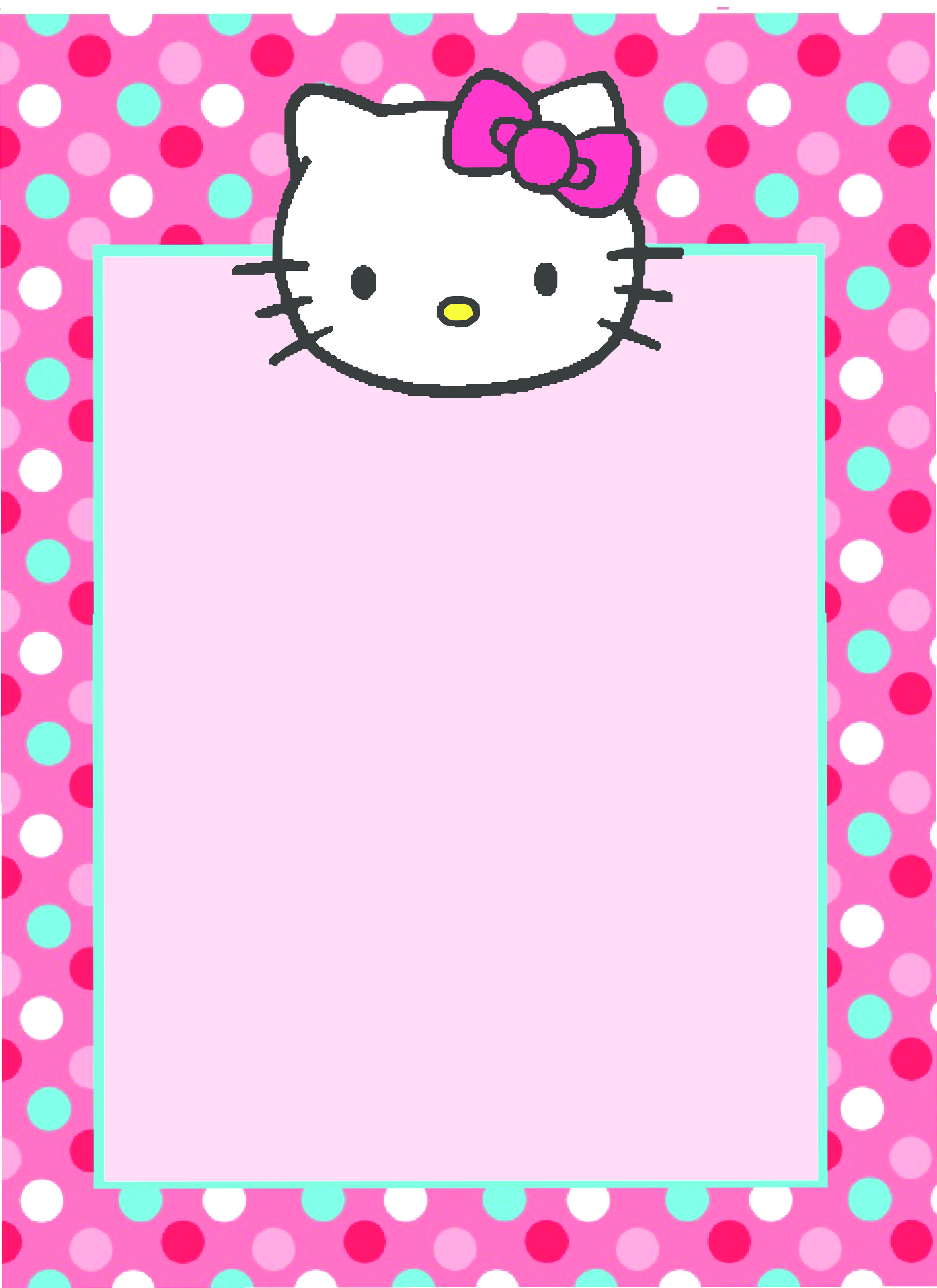 i made this for my daughters birthday party invitations feel free to us hello kitty invitations hello kitty birthday invitations hello kitty birthday party