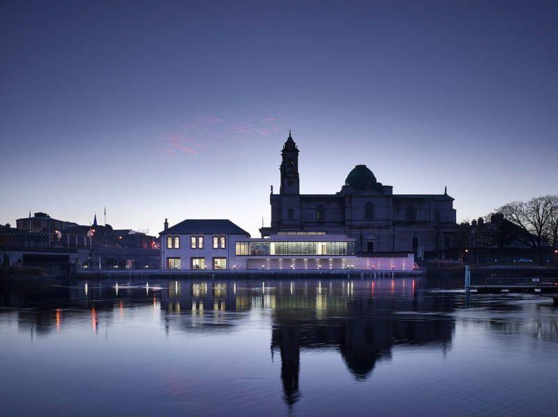 Keith Williams Architects, Ros Kavanagh Photographer · Luan Gallery