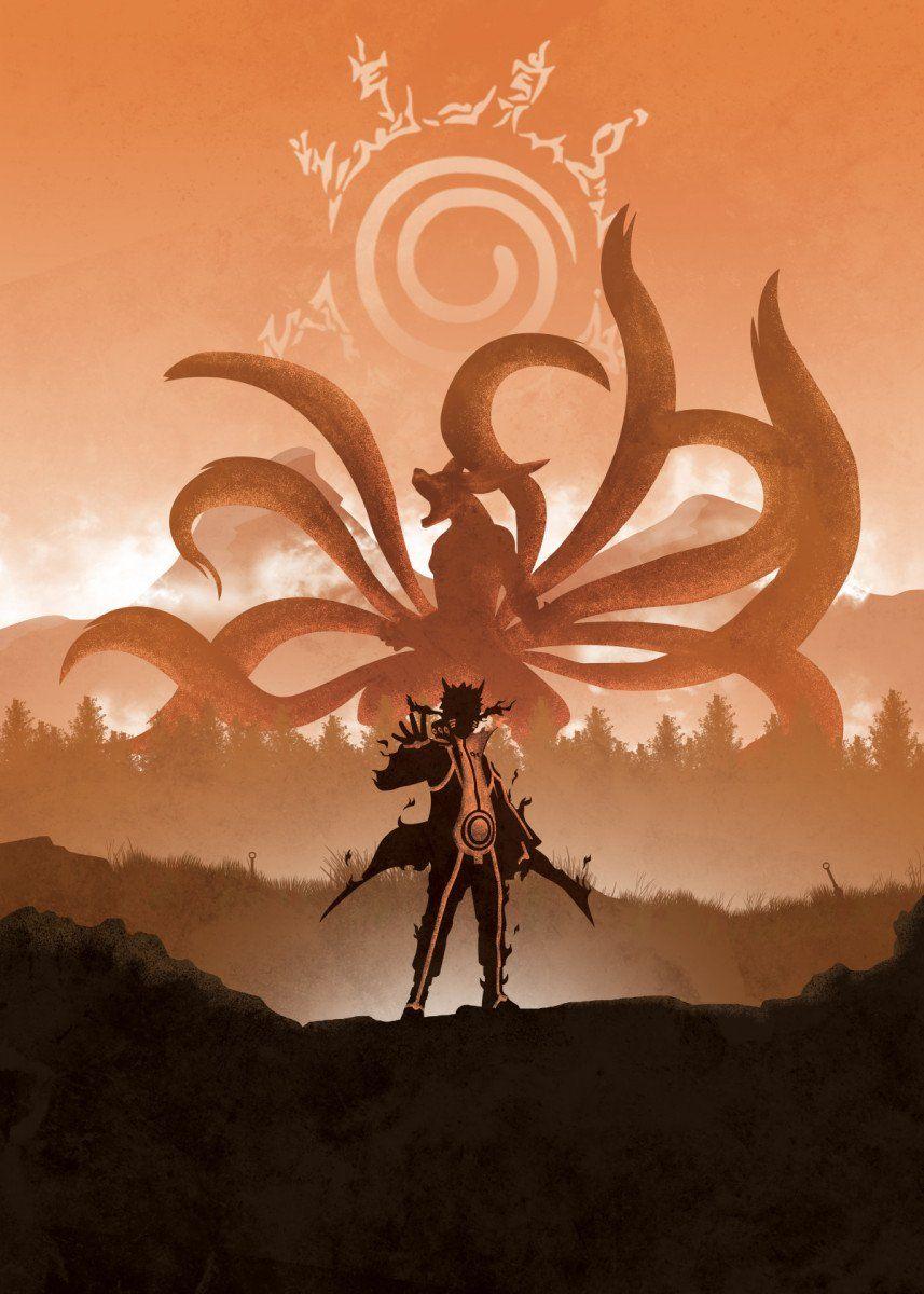 Photo of 'N Link' Metal Poster Print – Sooru   Displate