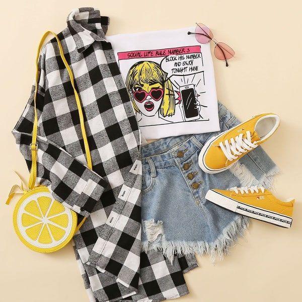 Cute summer outfit ideas – Kıyafet