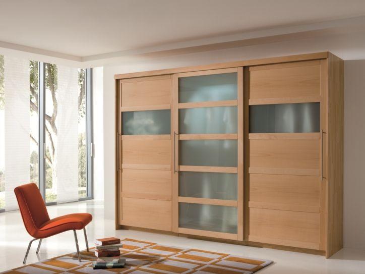 Schwebeturenschrank Syra Modern Solid Wood Wardrobe Schwebeturenschrank Wohnen Einrichten Und Wohnen