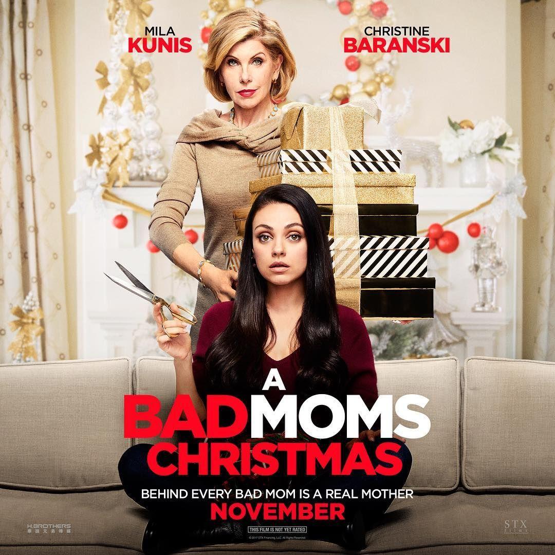 A Bad Moms Christmas Movie Release Date Nov 1st 2017 Badmoms2 Badmomsxmaxs Hollywood Comedy Upcomingmovies Movies C Bad Moms Christmas Mom Bad Mom