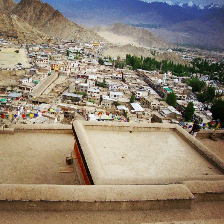 #Ladakh #Kashmir #Beautiful #Mountains #Leh #Palace #Adventure #Fun