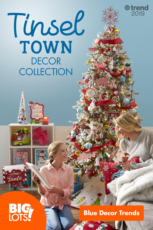 Tinsel Town Decor Christmas Tree Themes Christmas Decorations Christmas Colour Schemes