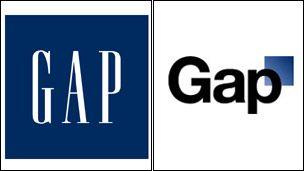 Bildergebnis für GAP logo change