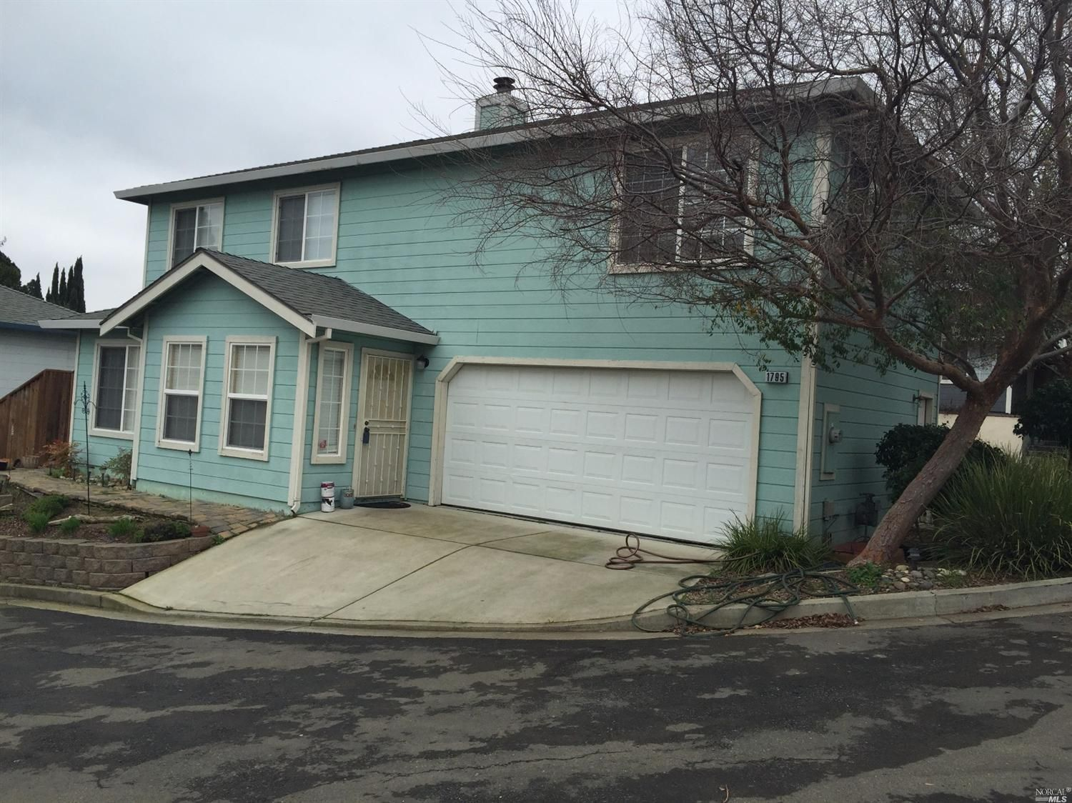 $564900 - 1795 Clos Duvall Ct Benicia CA 94510 Built in 2002 this modern home has 4 bedrooms 2.5 baths and 1741 sq. ft. of living space and features designer paint recessed lighting dual pane windows granite countertops and beautiful flooring throughout. This home is very low maintenance very clean and move-in ready.  Walking distance to downtown and conveniently located to 780. Come see us today! http://bit.ly/1RZoqXb