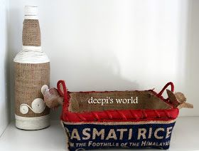 DEEPI'S WORLD: Recycle Time