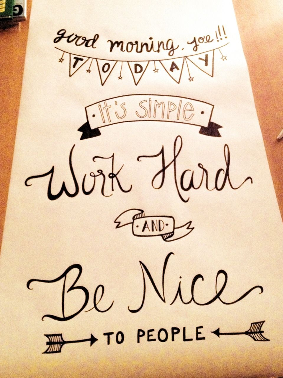 Hand lettering | Drawing quotes, Lettering quotes, Hand ...