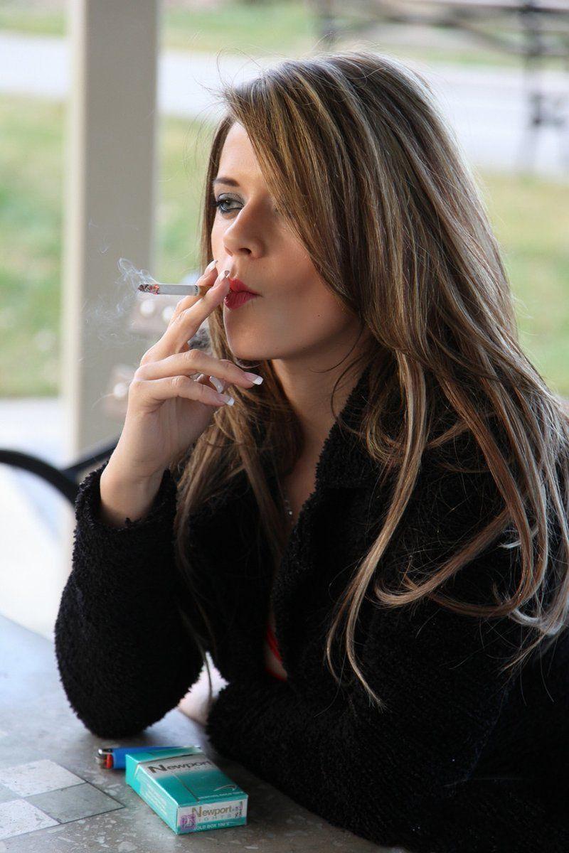 Angel Hot Smoking