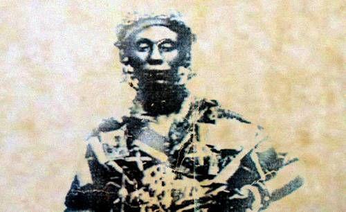 Yaa Asantewaa | Of Gods & Goddesses, Kings & Queens | Queen