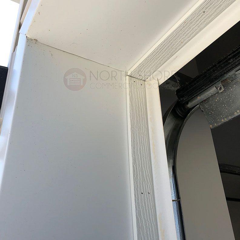 Innovative Energy Double Sided Garage Door Insulation Kit With White Backer Kgd 2ew Garage Door Weather Stripping Garage Door Design Garage Doors