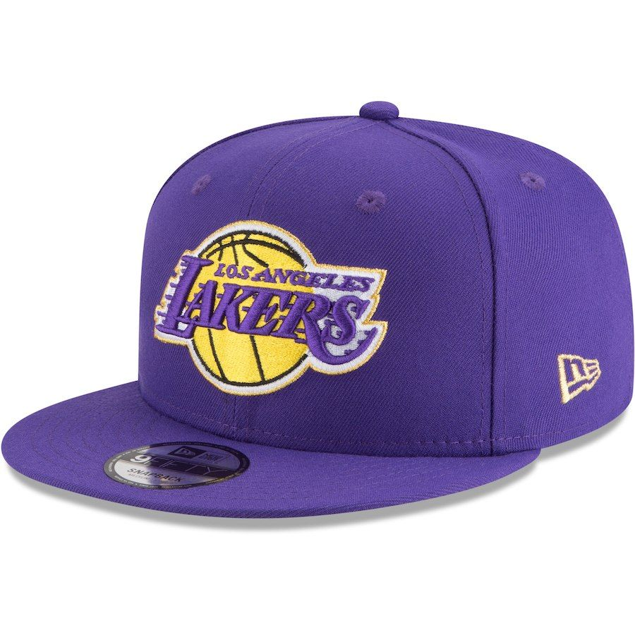 separation shoes 0a253 979b7 ... spain mens los angeles lakers new era purple tribute flip 9fifty  adjustable hat your price 29.99