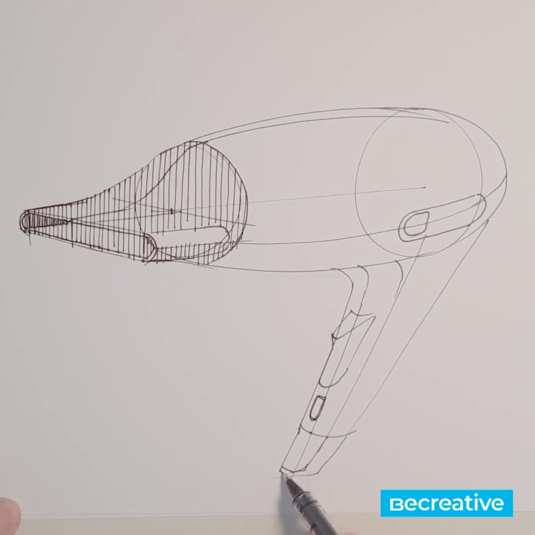 Creemos que el sketching es la base para hacer mejor diseño y es la mejor forma de aprender por eso en todos los cursos de Becreative aprenderíais haciendo.   #Sketch #boceto #sketchaday #dibujo #idsketching #designsketching #designsketch #productdesignsketching #productdesignsketch #drawing #productdesign #sketchbook #diseñoindustrial #diseño #Learningbydoing