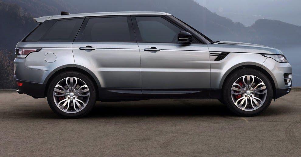 2017 Range Rover Sport Family EntryLevel 2.0