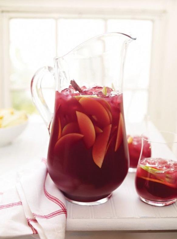 Sangria Au Vin Rouge Recettes