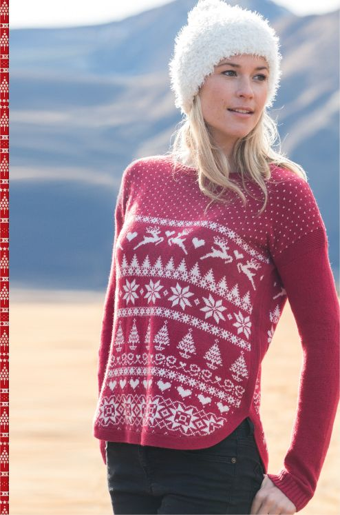 Buy Womens Christmas Jumpers   Fat Face