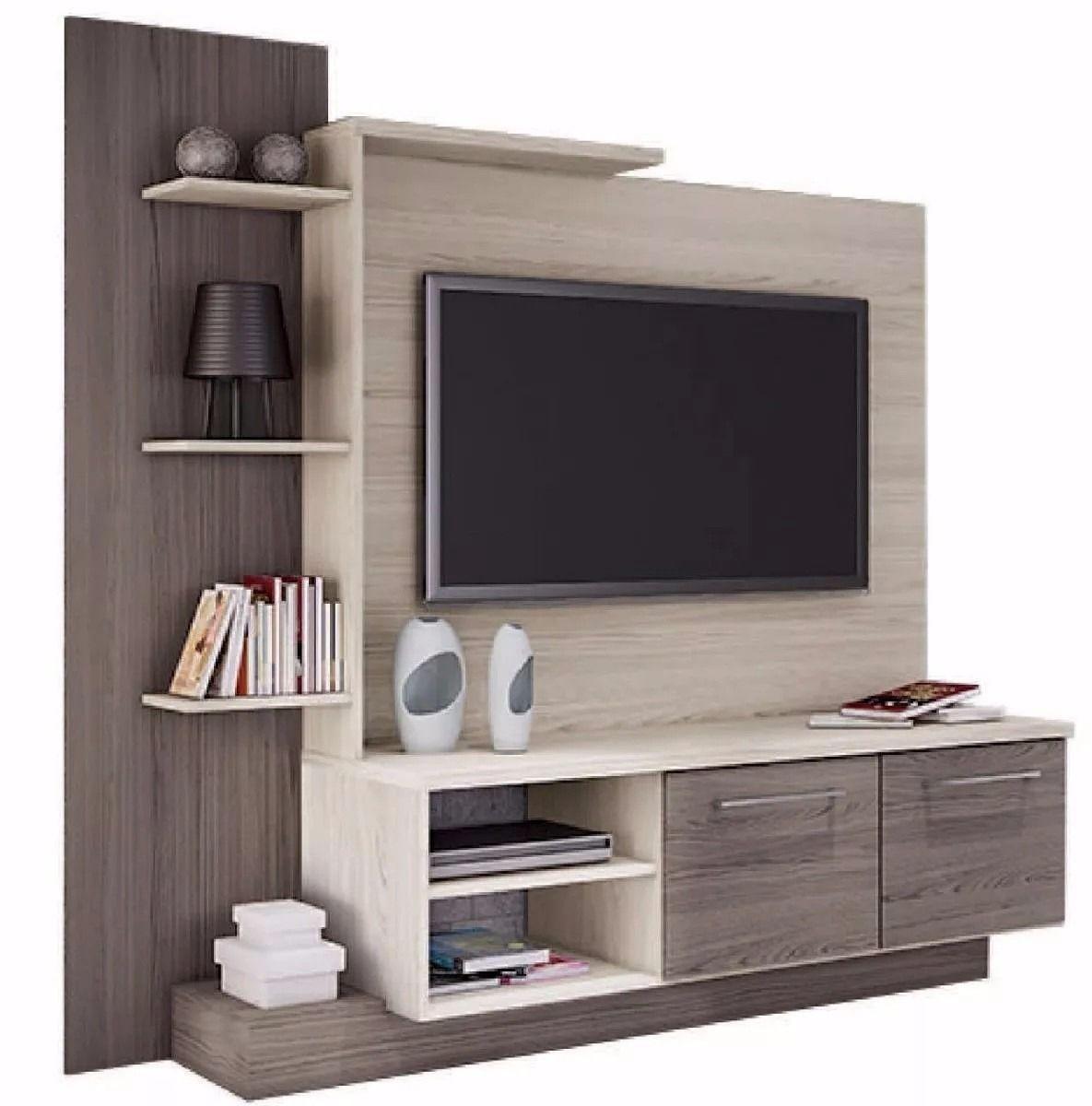 Rack mesa tv led lcd mueble de comedor modular home for Modulares para comedor