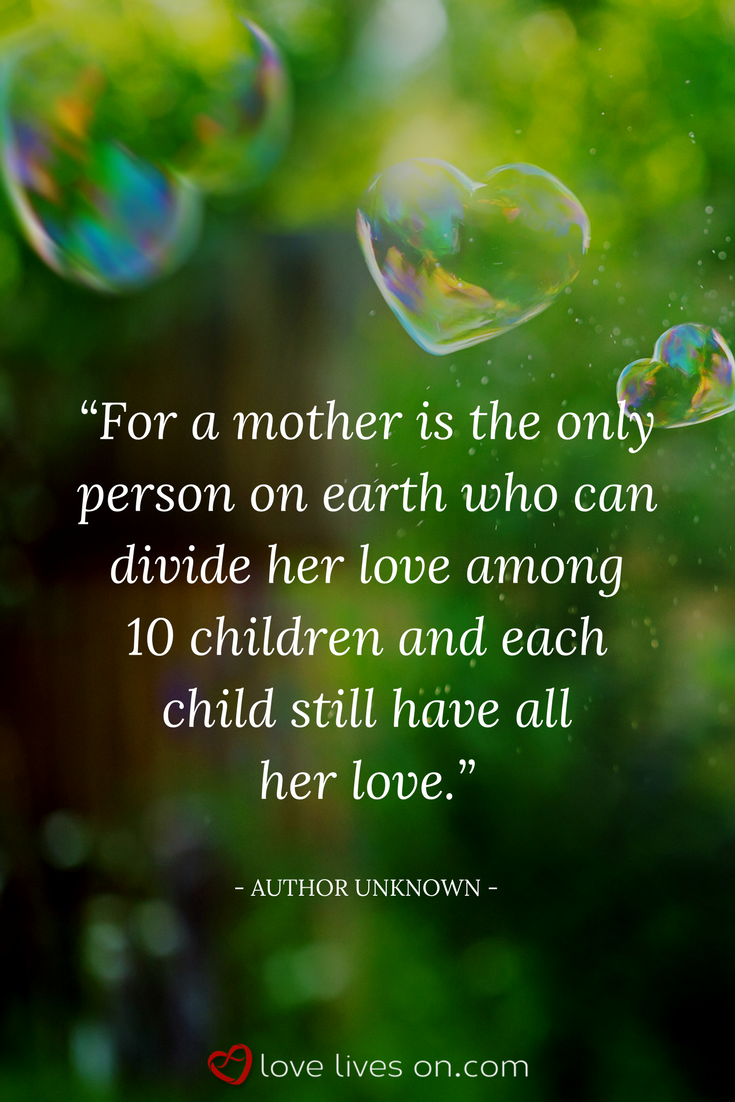 21 Remembering Mom Quotes