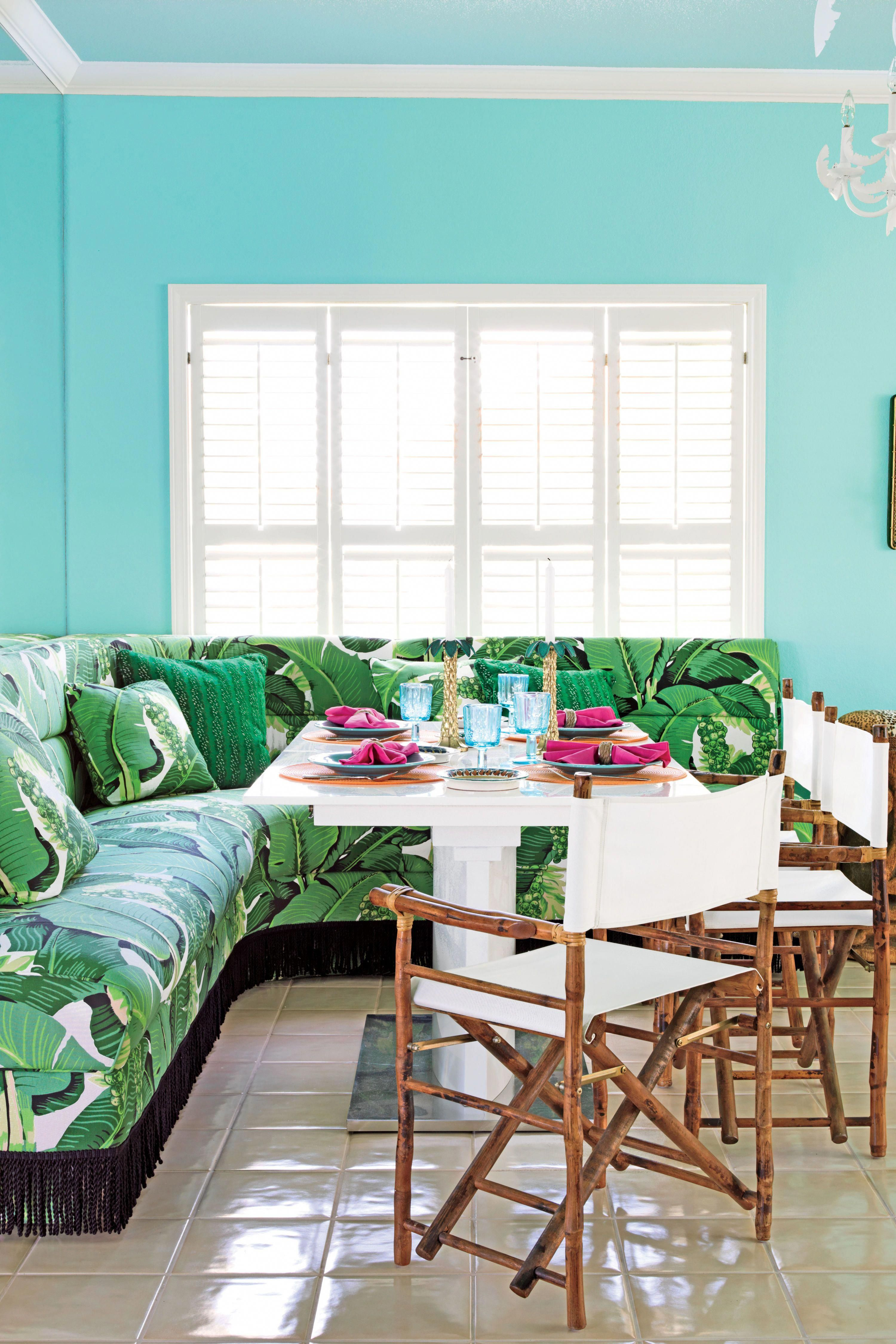 Tropical Colors Tropicaldecor Tropical Living Room Tropical Dining Room Tropical Home Decor #tropical #decor #living #room