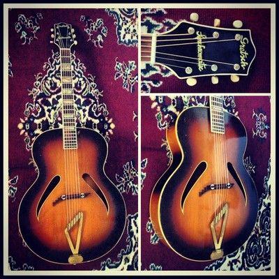 Dating vintage gretsch guitars 1940s