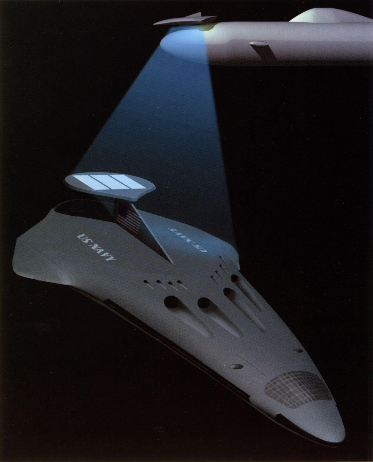 Future Submarine Concepts | Re: US future submarine ...