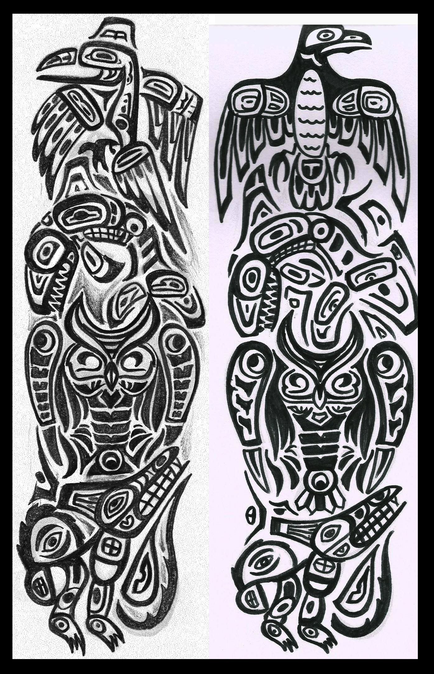 Pin On Marquesan Tattoos