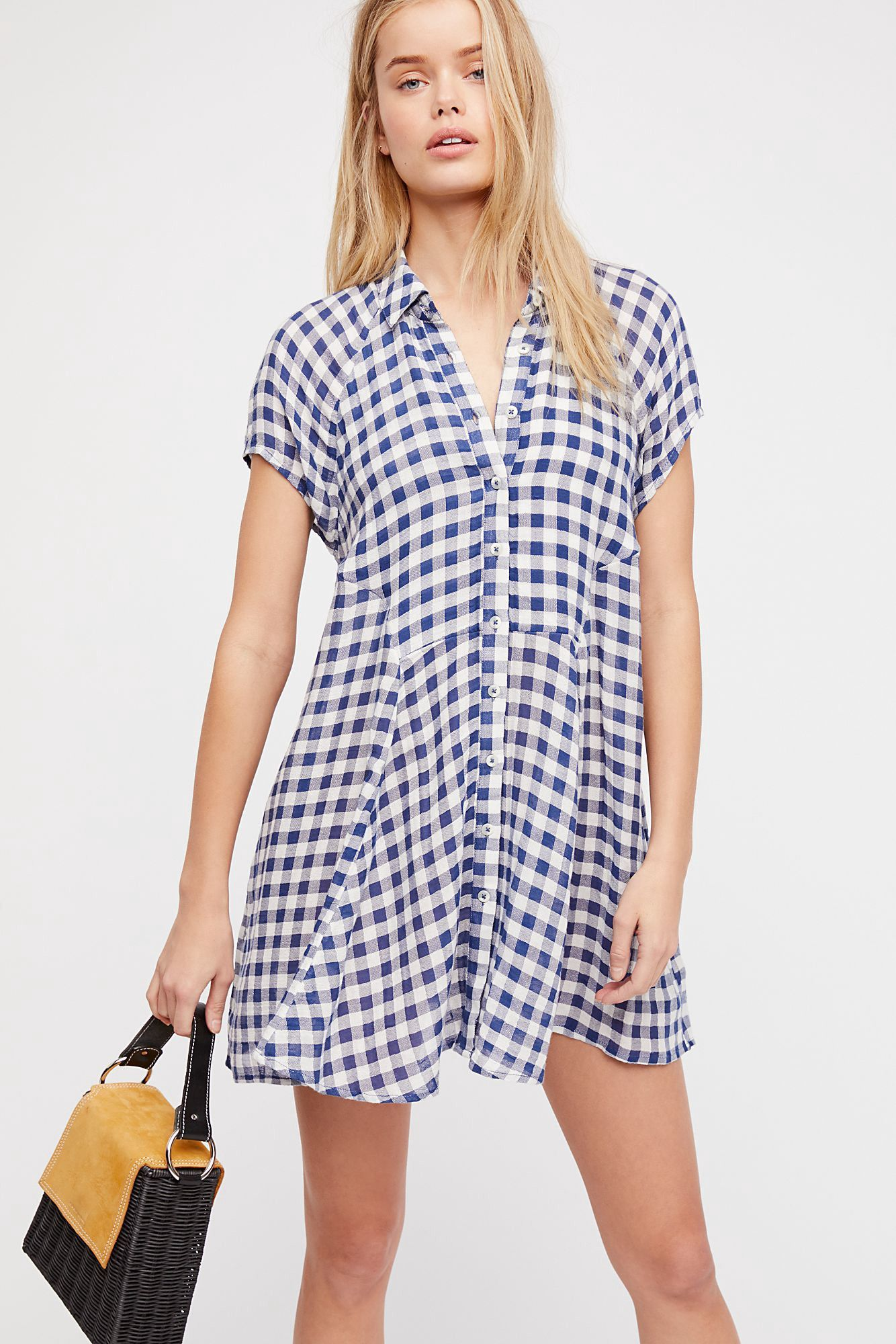4bf402bc795 New Spring Love Tunic by Free People | Products | Cotton tunics ...