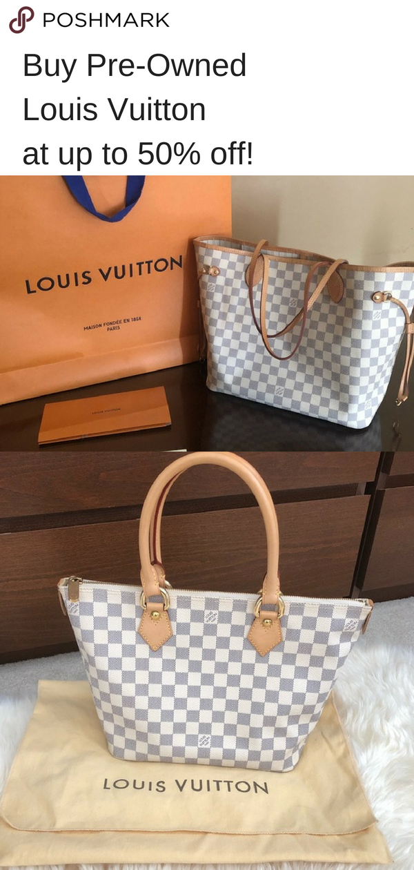6d448c554 Get authentic Louis Vuitton bags for cheap on Poshmark. Download the app to  shop the sale!