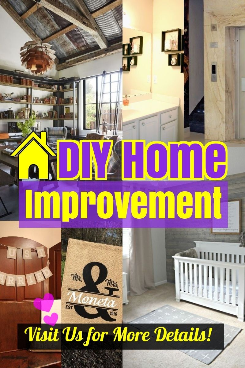 Pinterest Diy Home Decor Improve Your House By Doing These Simple Diy Tips Be Sure To