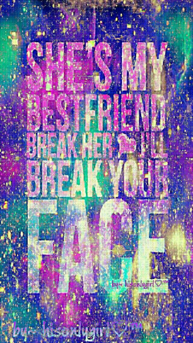 Break your face galaxy wallpaper I created for the app CocoPPa