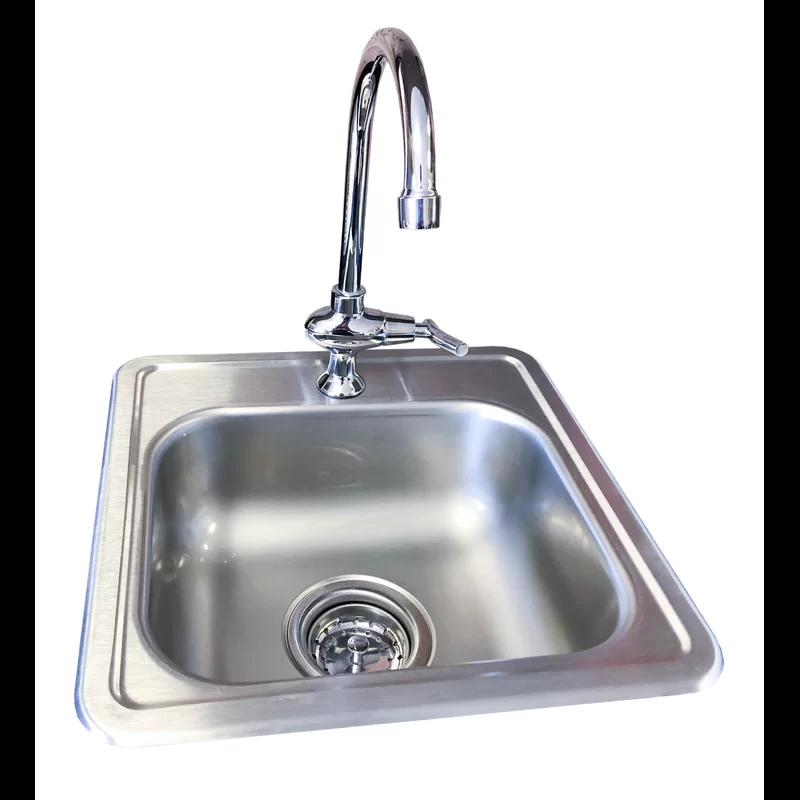 Standard Outdoor Sink Outdoor Sinks Outdoor Kitchen Design Sink