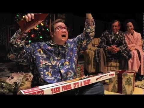 a christmas story 2012 trailer by tennessee rep achristmasstory theatre theater tennesseerep leglamp christmas nashville tennessee - A Christmas Story Trailer