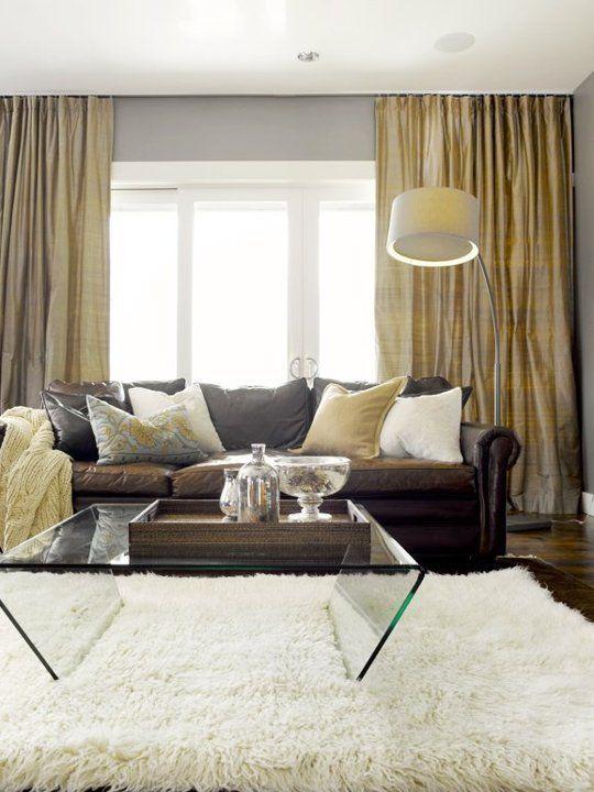warm organic modern in washington  eclectic living room