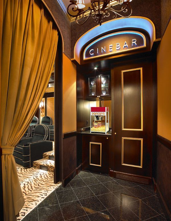 Home Theater Designs, Furniture and Decorating Ideas ...