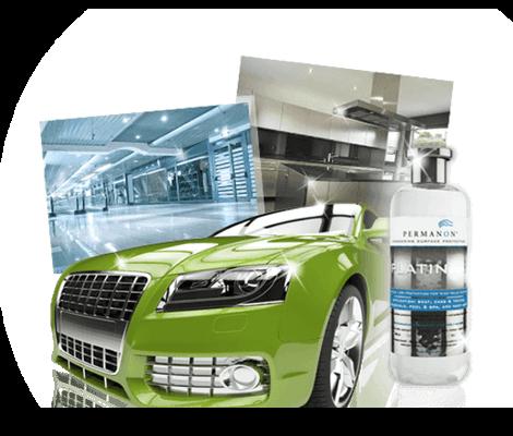 Lackversiegelung mit Silizium für Dein Auto