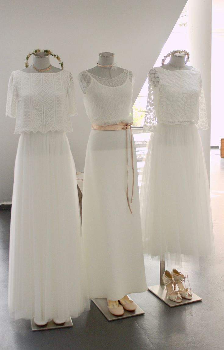 Photo of Unique wedding dresses and bridal accessories in the online shop …