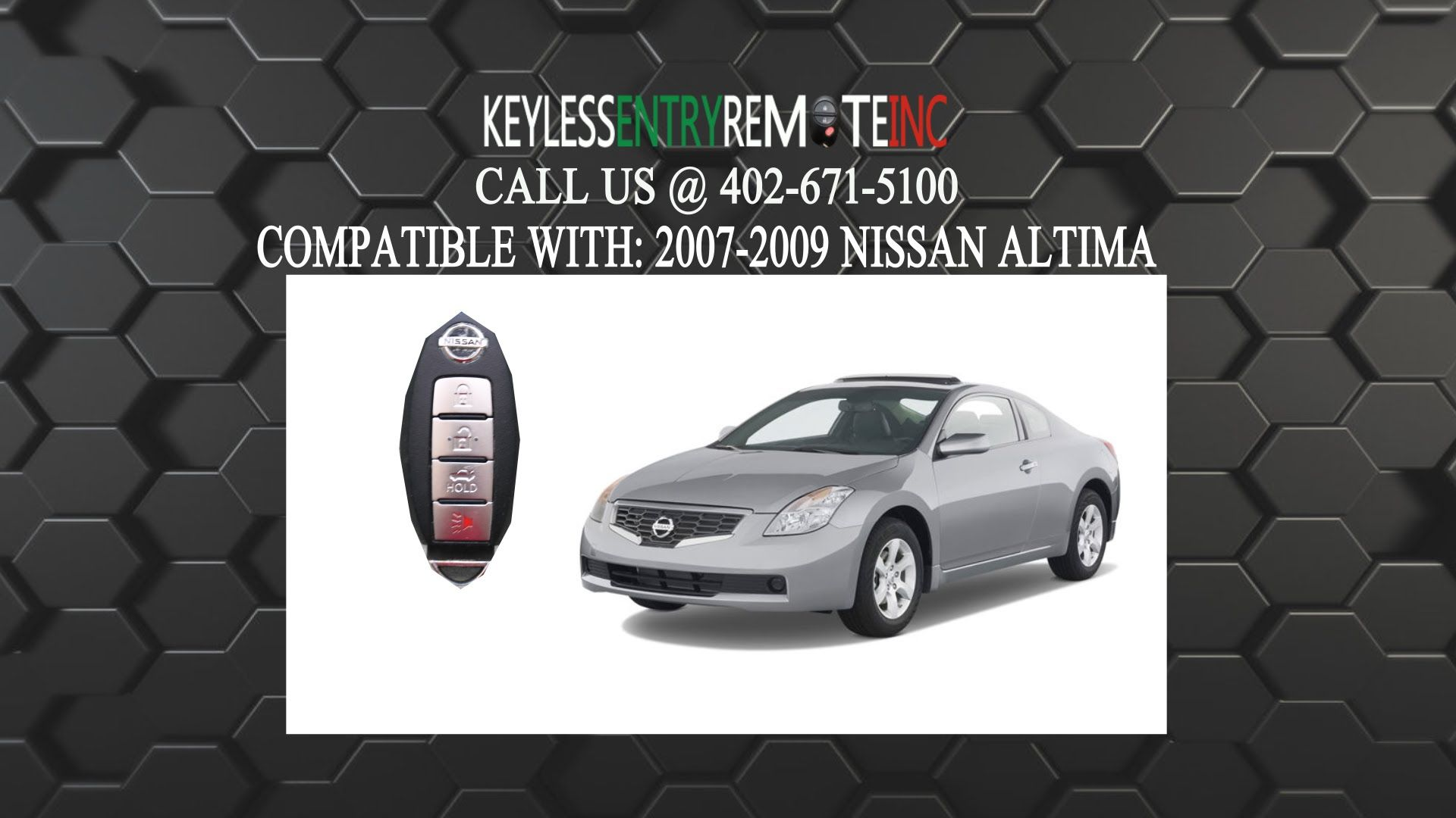 How To Replace Nissan Altima Key Fob Battery 2007 2012 Nissan