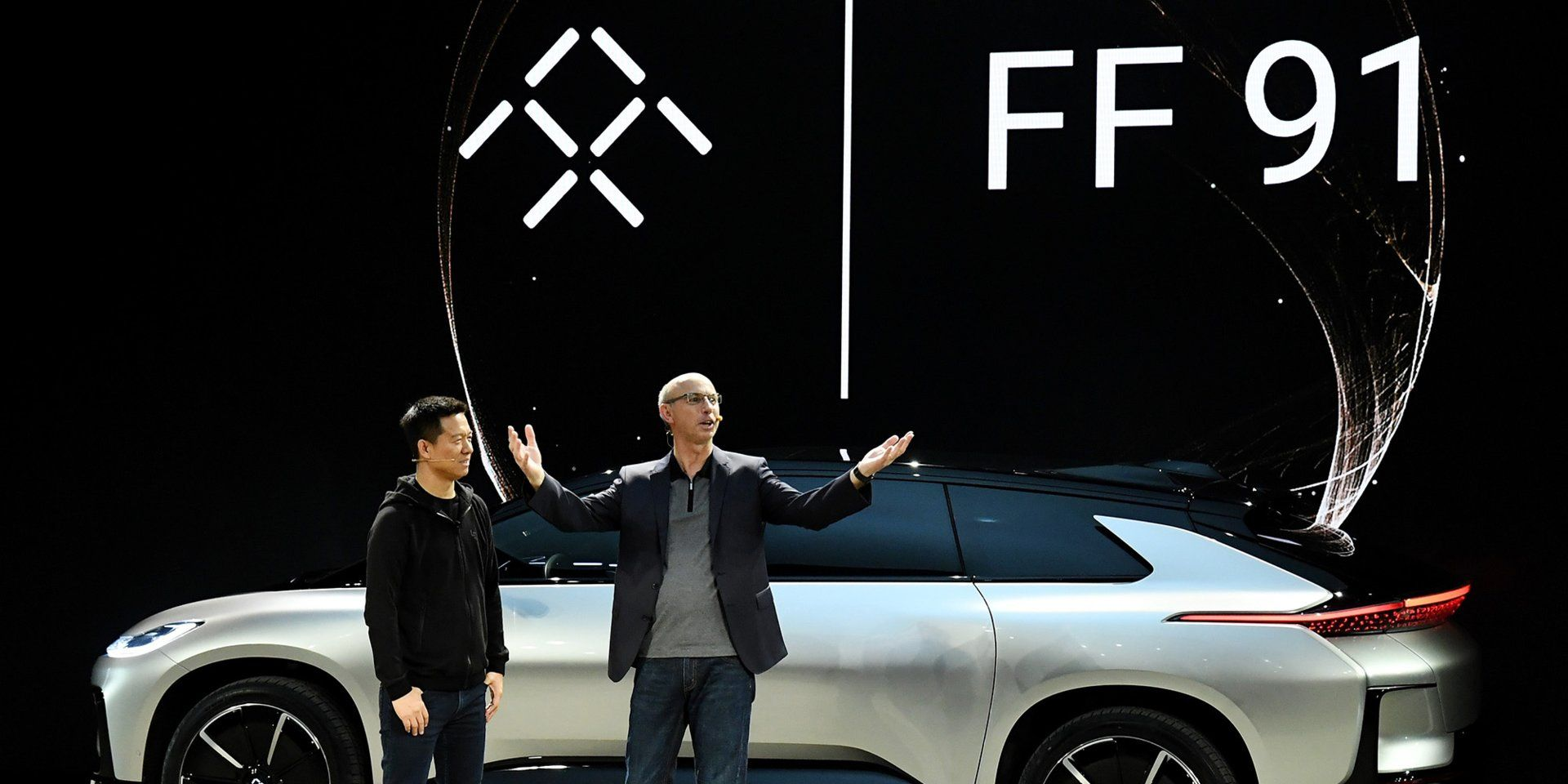 Electric-car startup Faraday Future shakes up its