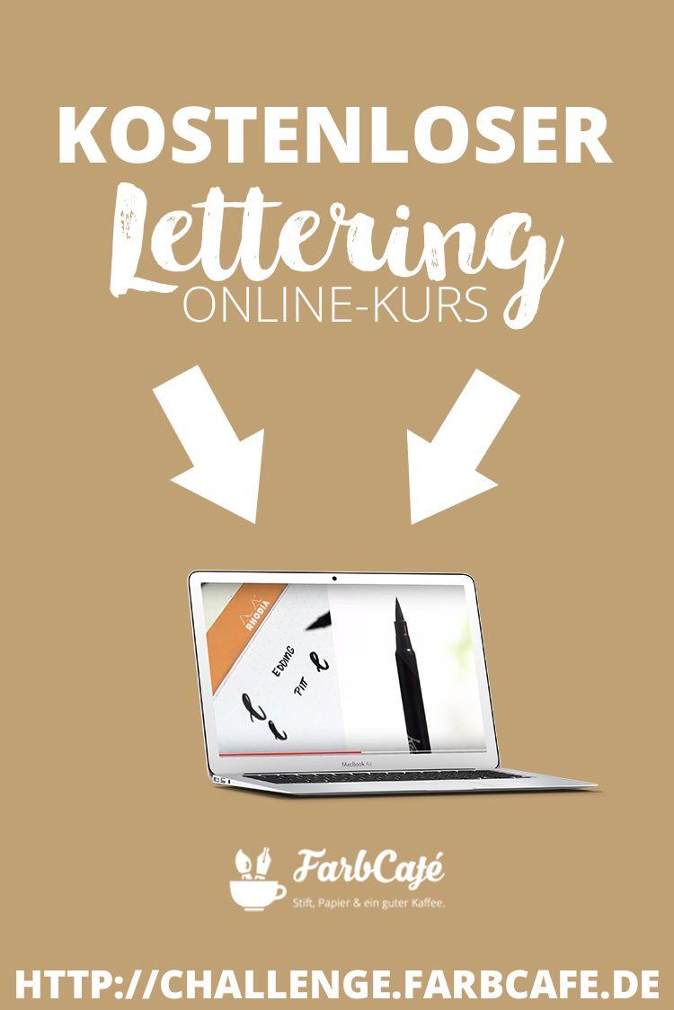 handlettering online lernen sch nschrift inspirationen. Black Bedroom Furniture Sets. Home Design Ideas