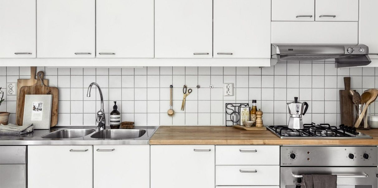 How To Create A Scandi Style Kitchen In 5 Easy Steps Tile Mountain Kitchen Inspirations Kitchen Styling Cool Kitchens