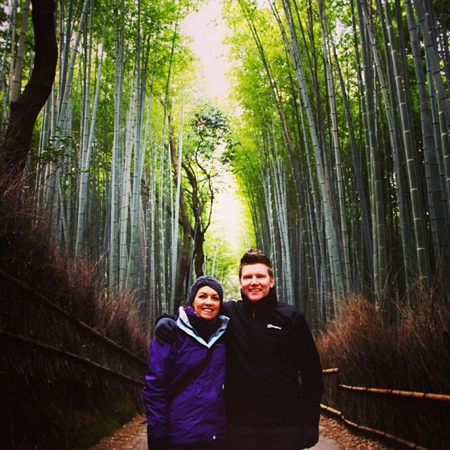 The stunningly serene Arashiyama bamboo grove, #kyoto. A calm, green oasis in the city.  ••••••••••••••••••••••••••••••••••••••••• WorldlyNomads.com •••••••••••••••••••••••••••••••••••••••••