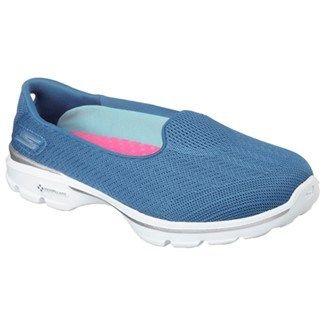 Women's GOwalk 3 Inisight Slip On Sneaker | Skechers mens